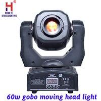 Gobo Light 60W Led Moving Head Light RGBW Christmas Lights GOBO LED Projector Moving Christmas light
