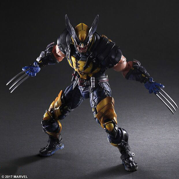 Marvel Universe Hero Pa Change Peter Jackson's King Wolf Joint DIY Do Model Doll Goods Of For Display Rather For Toys Gift king wolf temptations buffet of bone 58 64