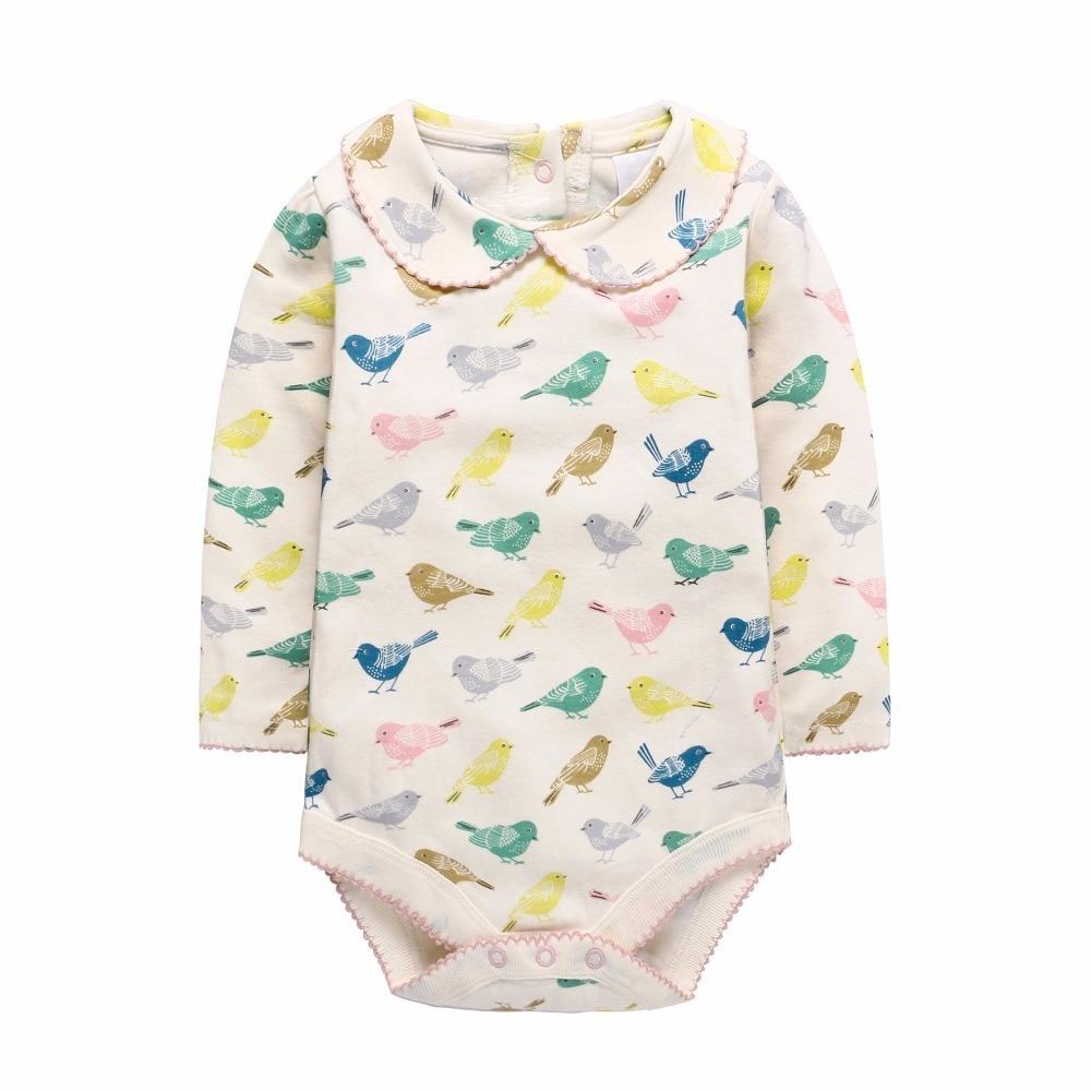 Vlinder 2018 Μόδα νέα κορίτσια μωρών νηπίων - Ρούχα για νεογέννητα - Φωτογραφία 2