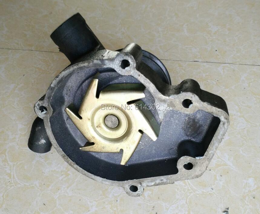 Водяной насос для weifang 495D/ZD ZH/K4100D K4100ZD K4100P дизельный двигатель weifang 24 кВт 30 кВт 40 кВт Запчасти для дизельного генератора