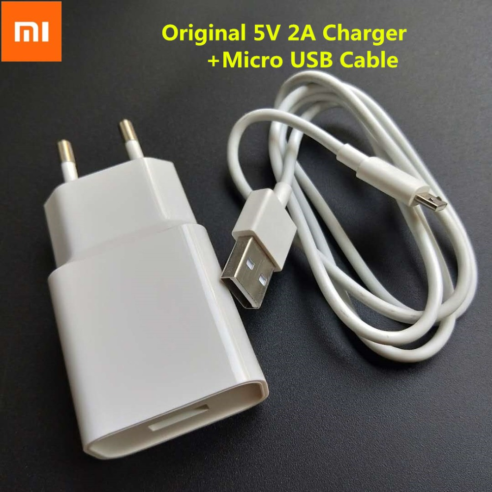 Xiaomi Redmi Note 7 5 Wall Charger Adapter 5v2a Micro Usb