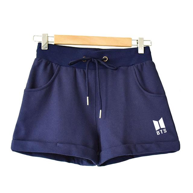 BTS Cotton Shorts Pants