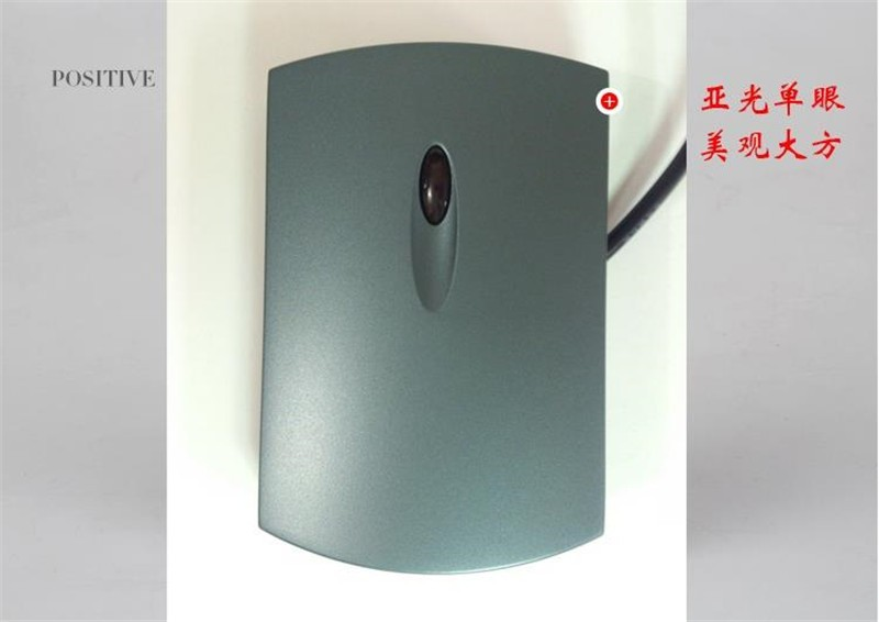 125KHZ Weigand26 The Teardrop-shaped Outdoor Reader RFID EM Card Reader For Access Control