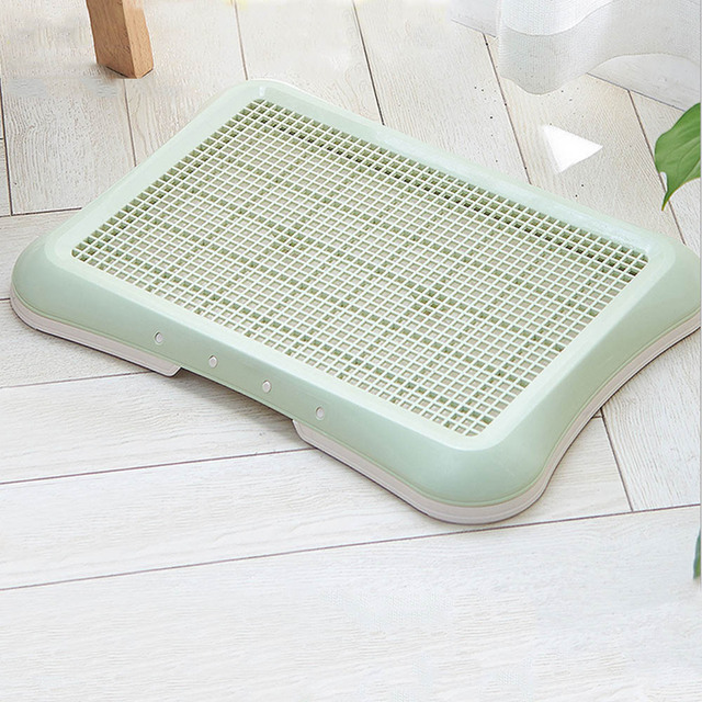 Plastic Dog Toilet Potty Pet Toilet for Dogs Cat Puppy Litter Tray Training Toilet Easy to Clean Pet Product 3