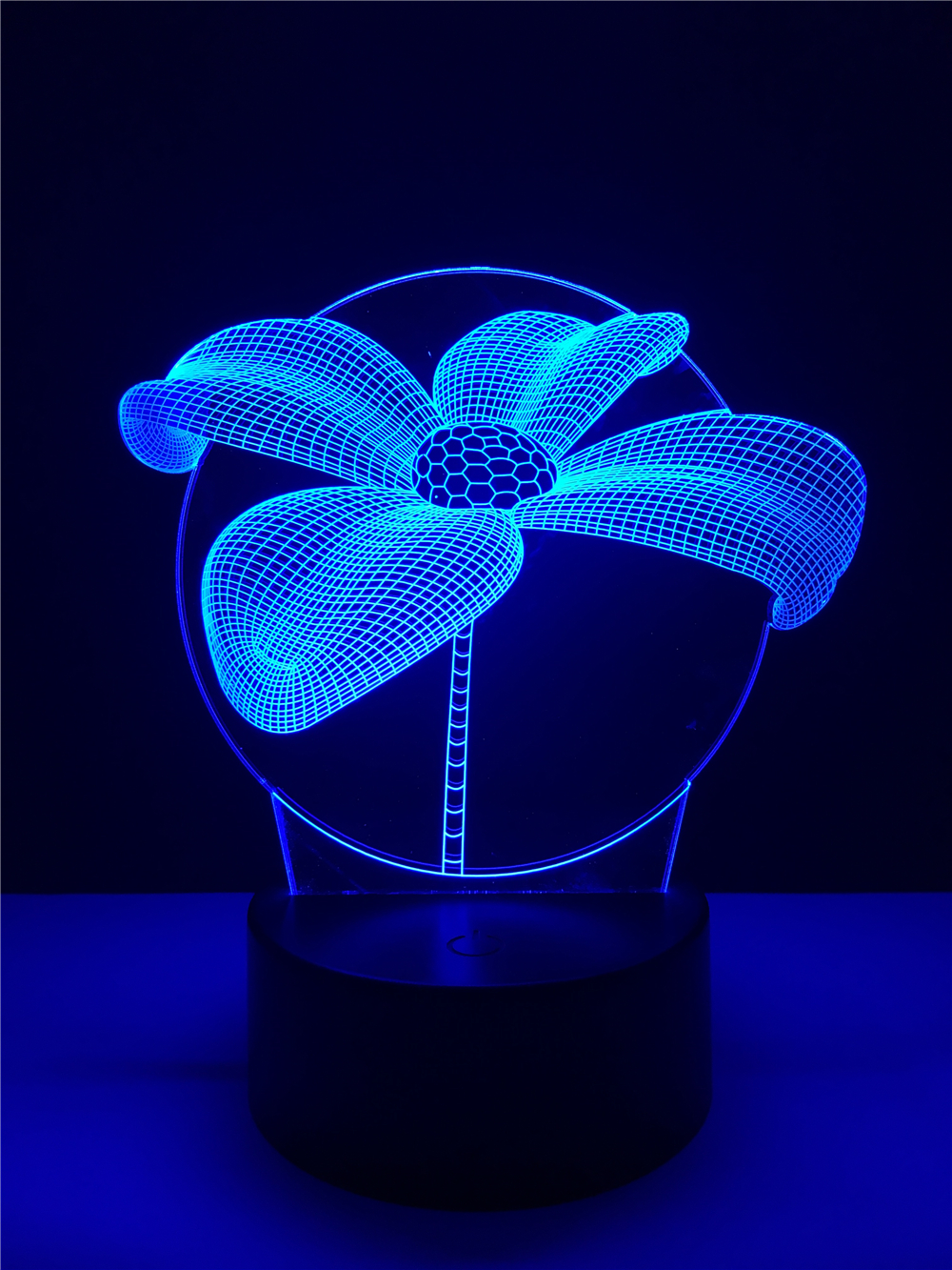 Luzes da Noite mesa de luz desk 7 Function 2 : Led Bulb/holiday Novelty Lighting/night Light