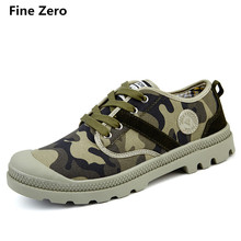 2017 male camouflage spring autumn Fashion army Military Ankle Boots Comfortable Mens plus size 46 47 Martin Boots male bota