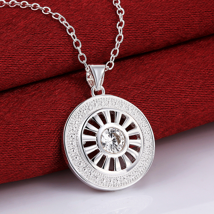 L068 Fashion Metal Necklace Baby Teetining Necklace necklace guess necklace page 15