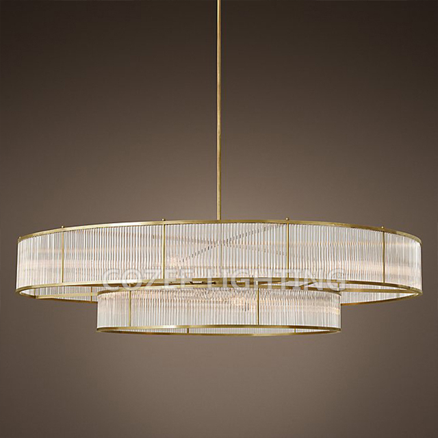 Interior design modern glass rod chandeliers led lighting vintage interior design modern glass rod chandeliers led lighting vintage round chandelier light for living dining room aloadofball Image collections