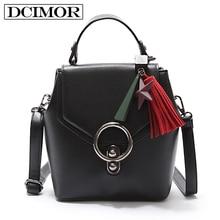 DCIMOR Frauen Rucksack Mode multifunktionale Rucksäcke Hohe qualität freizeit umhängetasche Mini Damen Rucksack Mädchen reisetasche