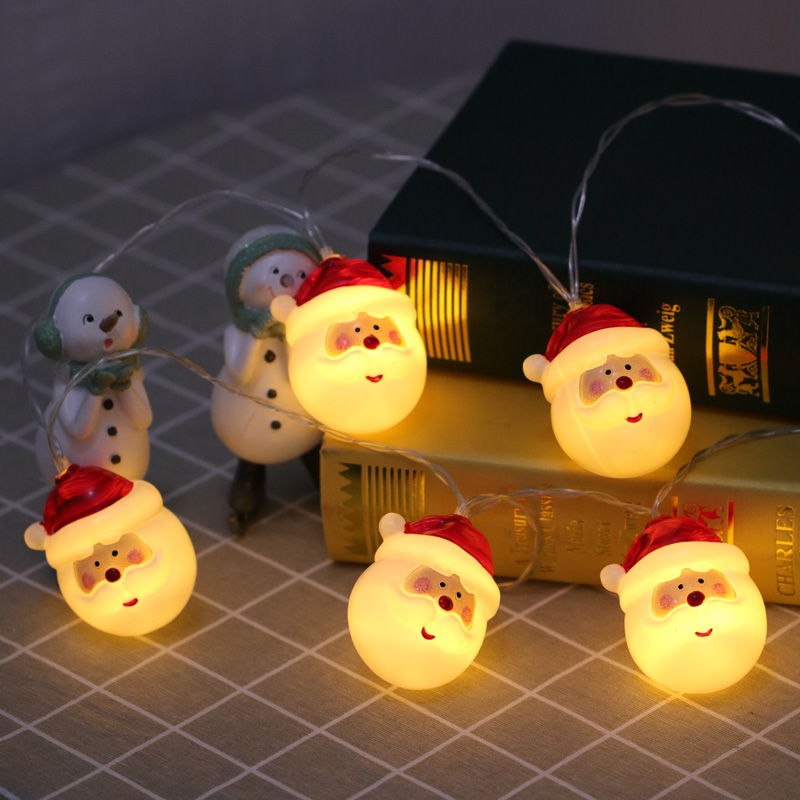 Hot sale LED Holiday String light Christmas Wedding Party Outdoor lighting Festival Twinkle Decoration Ocean Style fairy