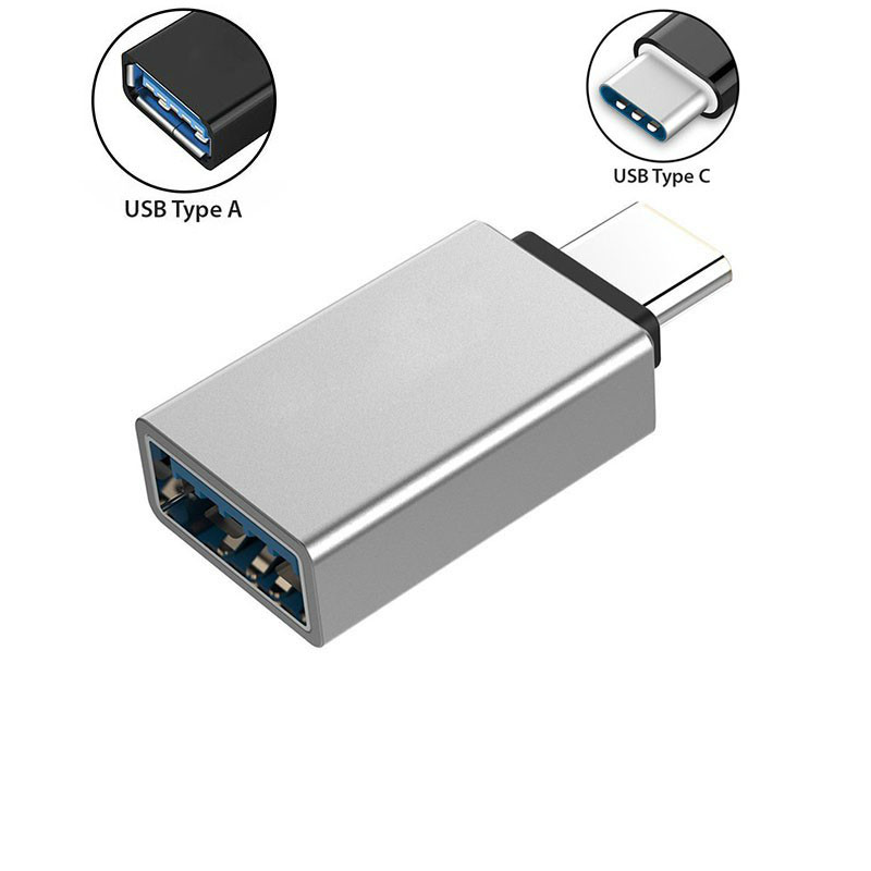 USB 3.1 Type C Male to USB 3.0 2.0 Type A Female Adapter Converter Connector OTG adapter Charging Sync for MacBook Xiaomi Huawei