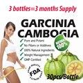 90 Tampas por 3 meses de USO! Garcinia cambogia suplemento da dieta da perda de peso Queimar Gordura (75% HCA) Emagrecimento para mulheres