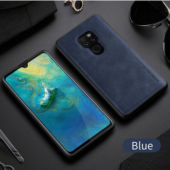 Leather Case Mate 20 Pro