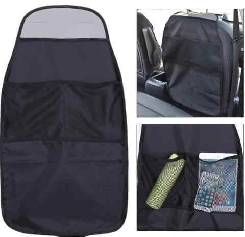Funda de fibra de poliéster impermeable para asiento trasero de coche
