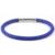 Venda quente Azul de couro Preto pulseira de arraia, Tailândia Stingray Stingray Pulseira de Couro Para Homens Jóias 2016 Luxo Bangle