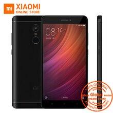 Global Version Xiaomi Redmi Note 4 4GB 64GB Snapdragon 625 Octa Core Fingerprint ID 4100mAh Smartphone 5.5″ 1080P 13MP MIUI 8.5