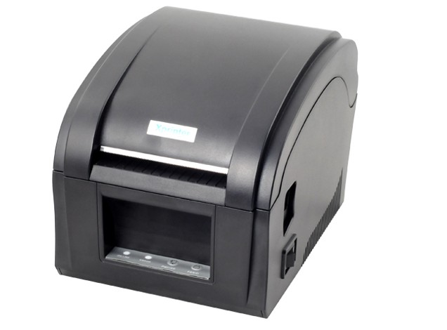 XP-360B label barcode printer thermal label/receipt printer 20mm to 80mm thermal barcode printer for supermarket