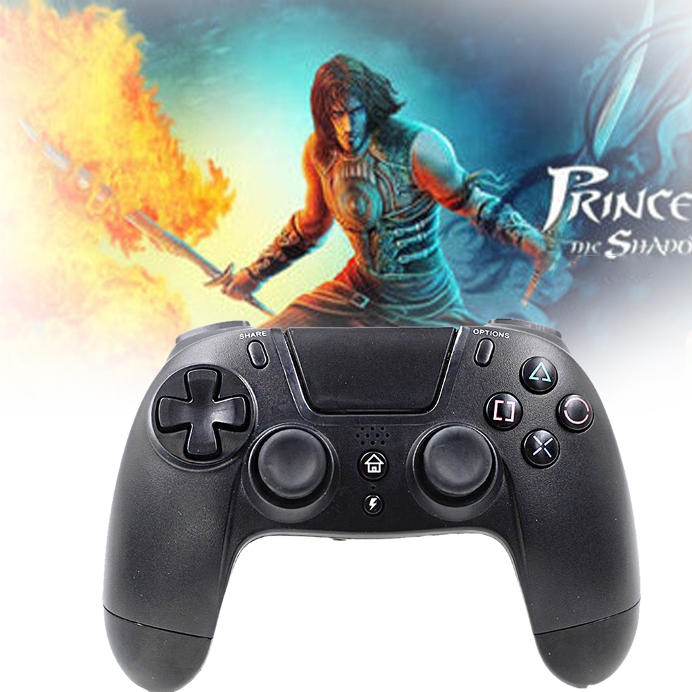 Wireless Bluetooth Controller For PS4 Sony Playstation 4 DualShock 4 precision control joystick Gamepad for Play station 4 rnx ps4 accessories joystick ps4 wireless chatpad play station 4 message keyboard for playstation 4 game gaming controller