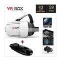 Google Картон VR BOX Pro Версия VR Виртуальная Реальность 3D Очки + Смарт Bluetooth Беспроводная Мышь/Пульт Дистанционного Управления Геймпад
