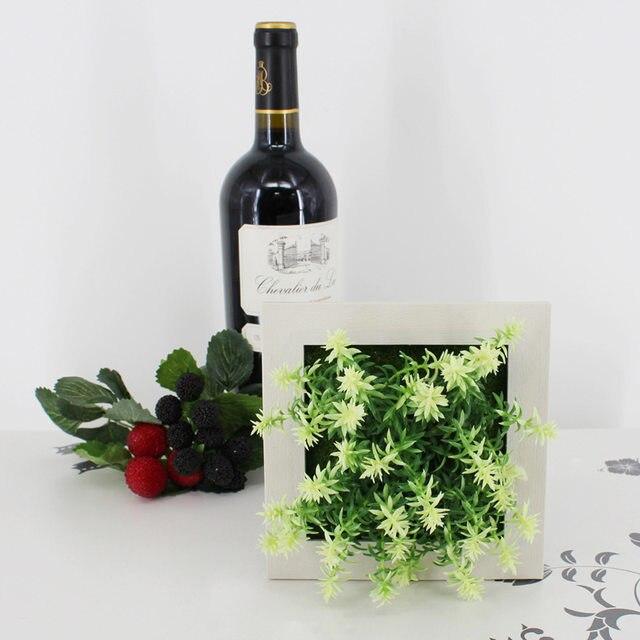 Online Shop Simulation plants artificial flowers Frame Succulent ...