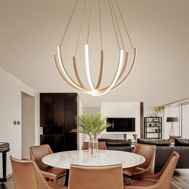Chandelier Lighting for office Kitchens suspension luminaire Chandelier Dining room Pendant Chandelier lustre de plafond moderne