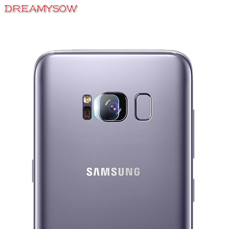Dreamysow Back Camera Lens Tempered Glass for Samsung Note8/5/4/3 S8 Plus S7 Edge S6 Edge C9Pro C7Pro C5Pro Screen Protector