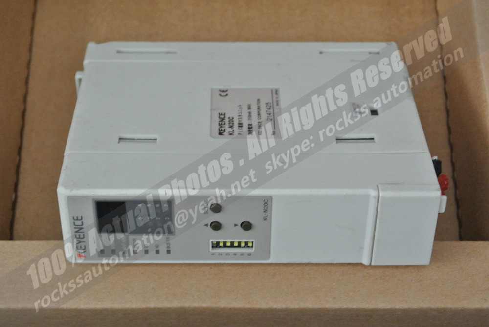 KL-N20C Used Good In Condition With Free DHL / EMS a171scpu used in good condition with free dhl ems