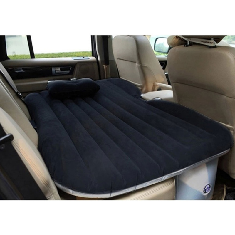 Moisture proof Inflatable Mattress Air Bed For Car Interior Durable Car Back Seat Cover Car Air Mattress Travel Bed