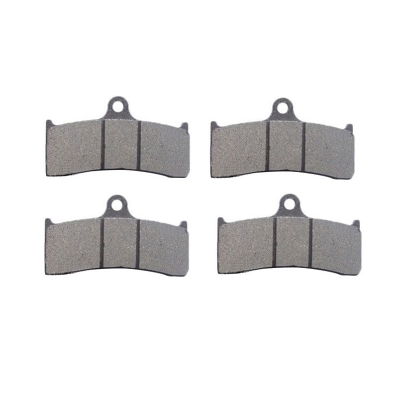 Motorcycle Parts Front Brake Pads Kit for HONDA CB1300 CB 1300 FW FX FY SC40 1998-2000 Metal & Brass Alloys 1999 2000 arctic cat 250 2x4 kevlar carbon front brake pads