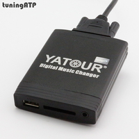 YATOUR Digital Music Changer Aux in SD USB MP3 Adapter for Suzuki Clarion Ce Net Radios