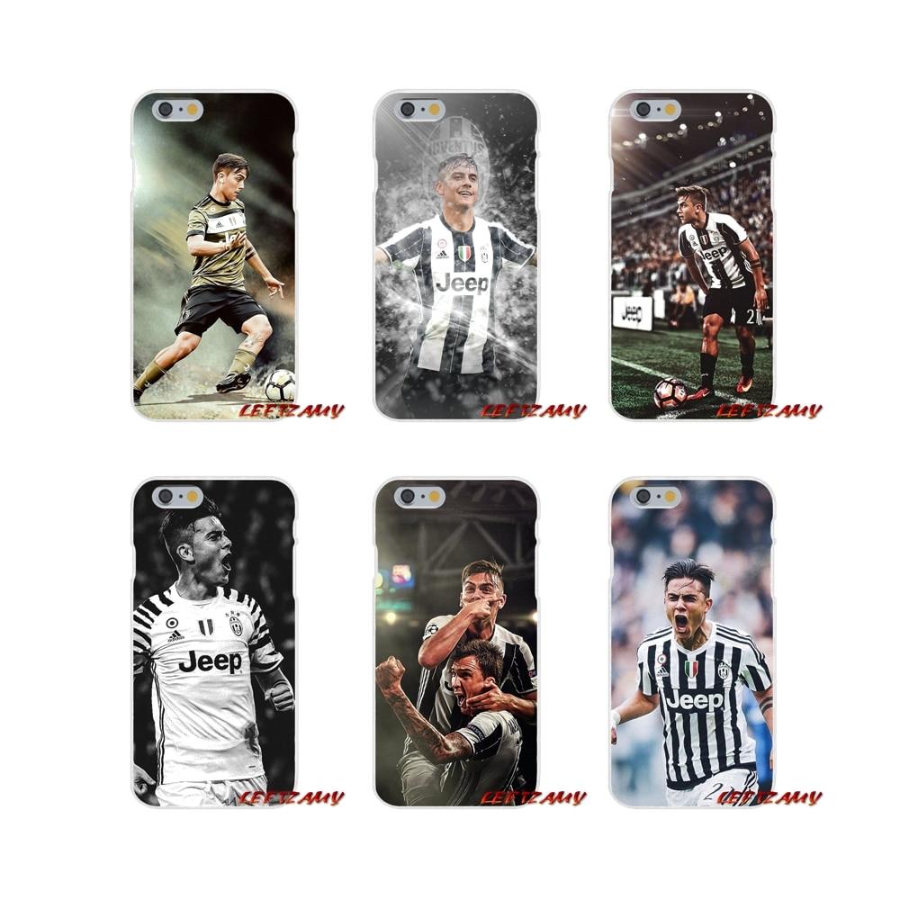 Italy famous soccer 21 Paulo DYBALA Slim phone Case For Motorola Moto G LG Spirit G2 G3 Mini G4 G5 K4 K7 K8 K10 V10 V20 V30