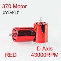 XYLAK47 Elektrische Platzt der Wasserpistole Paintball Geändert Zubehör Rot DC 370 Motor High Speed 43000 RMP für Jungen Outdoor Hobby