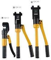 YQK 70 6 T/8 T/12 T Hydraulische Crimper Tool Kit Rohr Terminals Lugs Batterie Draht Crimpen Kraft hydraulische Zange|Zangen|Werkzeug -