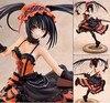 Japanese Anime Figures Date A Live Tokisaki Kurumi 1 8 Scale Figurine Sex Toys PVC Figure