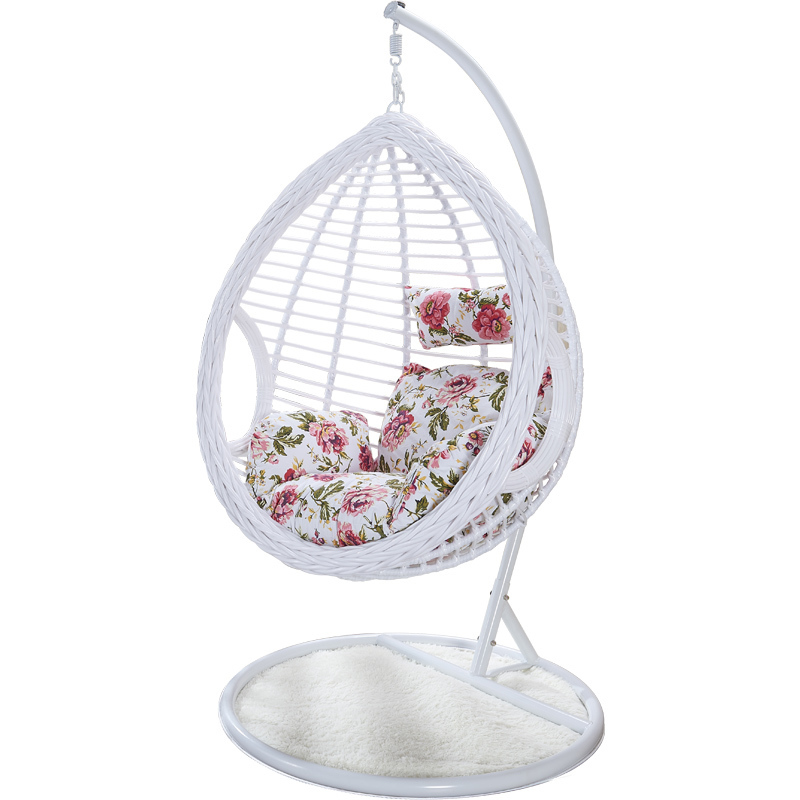 Hanging basket Rattan Adult indoor swing Double balcony Single nest Hammock cradle chair garden swing for children baby inflatable hammock hanging swing chair kids indoor outdoor pod swing seat sets c036 free shipping