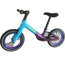 Pedal-less Push Balance Bike carbon Kids balance Bicycle For 2~6 Years Old Children complete bike for kids carbon bicycle 2.3kg balance bike no pedal walking bicycle with carbon steel frame adjustable handlebar and seat 110lbs 2 to 6 years old
