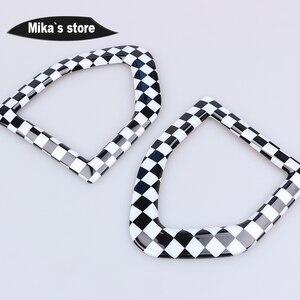 Image 5 - 1 paio di adesivi per copertura parafango per ala laterale per esterni Auto adesivo per indicatori di direzione per mini cooper Countryman F60 One / S accessori Auto