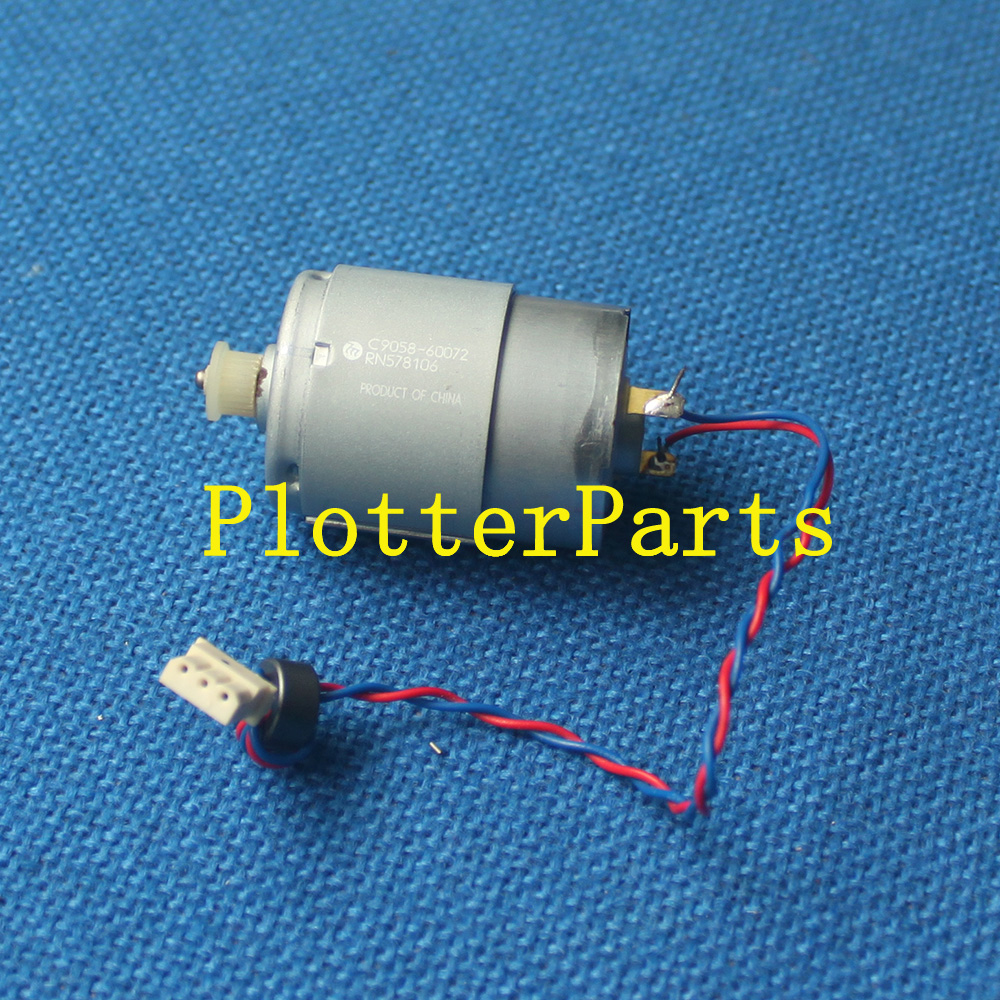 CQ890-67036 F9A30-67049 AmpXL Paper Motor HP DesignJet T120 T520 T830 T730 Printer Parts Used медовник м из чего это сделано