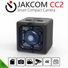 JAKCOM CC2 Câmera Compacta Inteligente venda Quente em Filmadoras Mini como alarme relógio da câmera relógio patek phillipe sq