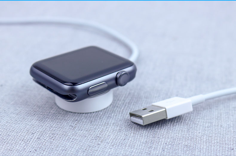 SIKAI Original Wireless Charger for Apple Watch Charger for i-Watch Series 1 2 3 38/42mm 1meter for Apple Watch 15