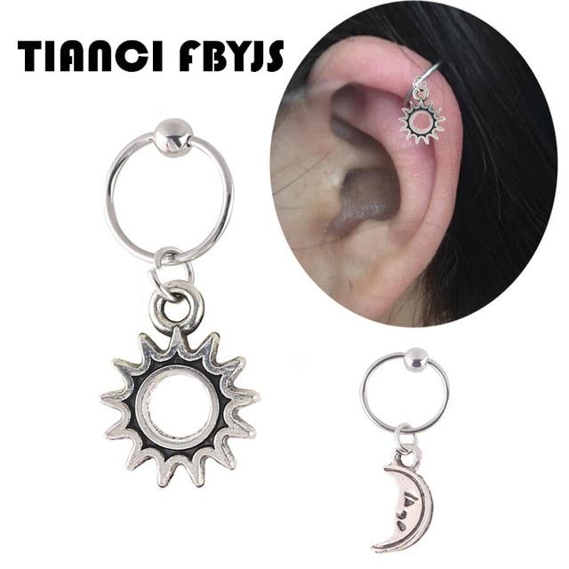 Molto Naso Del Cerchio Dell'orecchino Dell'orecchio Trago Cartilagine  YZ92