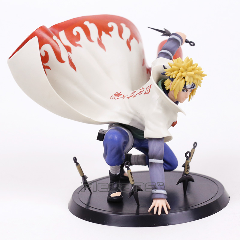 Minato Action Figure Left Side