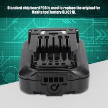 Ersatz Batterie Einzigen Schutz Bord Fall für Makita BL1021B 10,8 V 12V Lithium ionen Batterie Einzigen Schutz Bord Fall