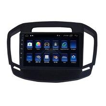 4G LTE Android 9,0 Автомобильный gps Мультимедиа Видео Радио плеер в тире для opel insignia- лет Навигация стерео