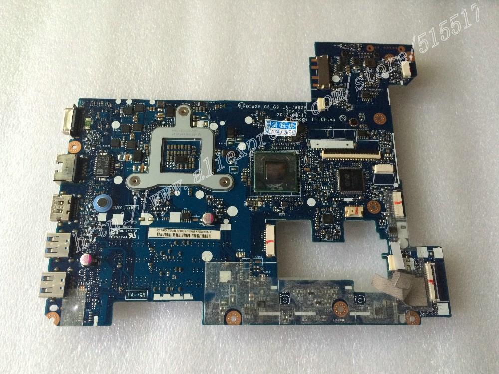 lenovo G580 motherboard QIWG5_G6_G9 LA-7982P 5