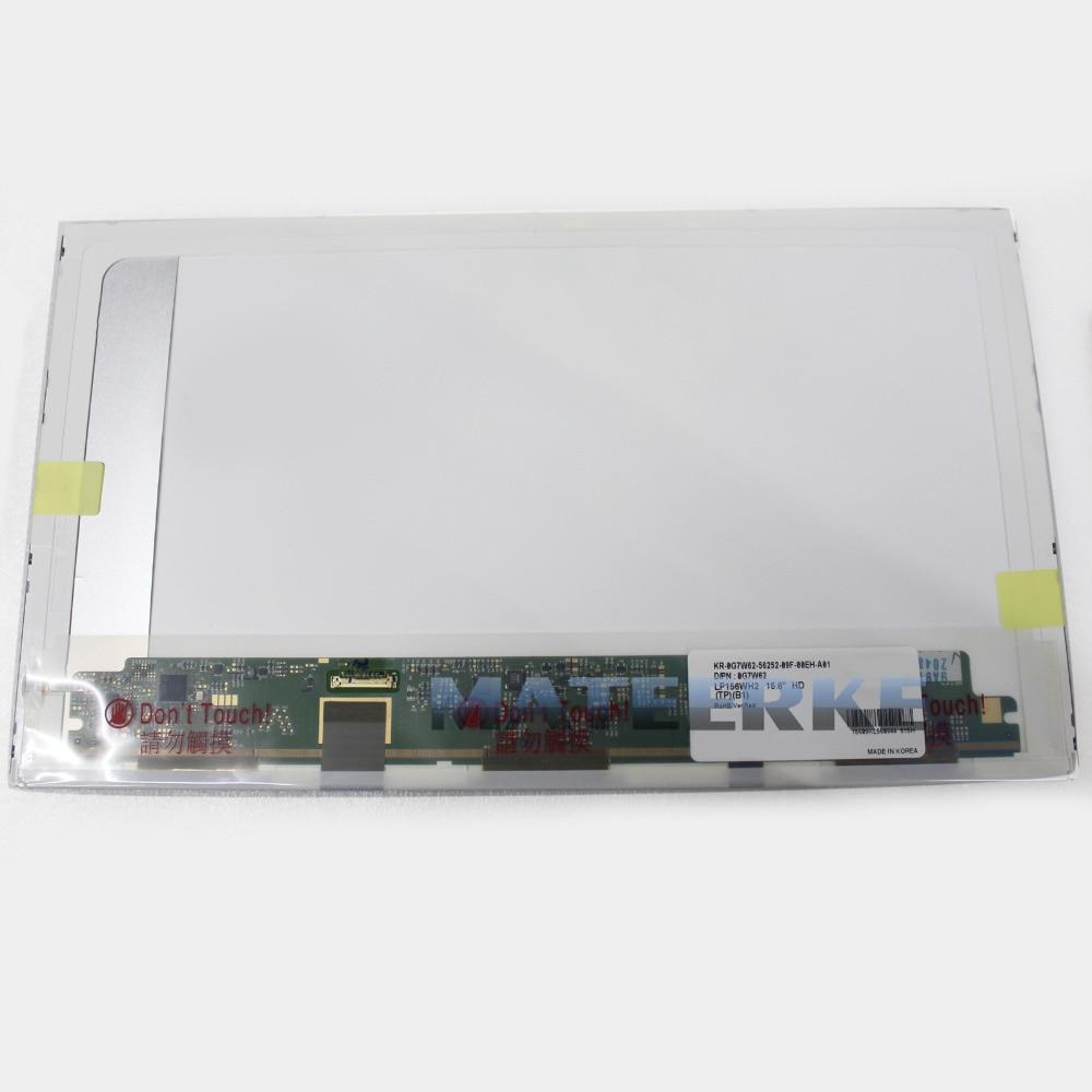 15.6 LED LCD Экран Панели LTN156AT08 LP156WH2. TPB1 B156XW02 V.5 для Dell E6510 E5510, Бесплатная Доставка
