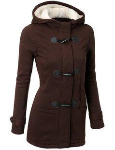 Winterjacke Frauen Mit Kapuze Wintermantel Mode Herbst Frauen Parka - Damenbekleidung - Foto 3