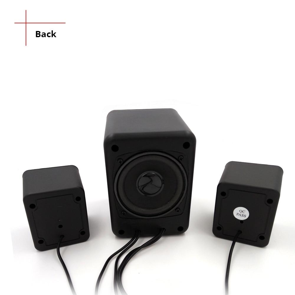Usb Multimedia στερεοφωνικά ηχεία - Φορητό ήχο και βίντεο - Φωτογραφία 3