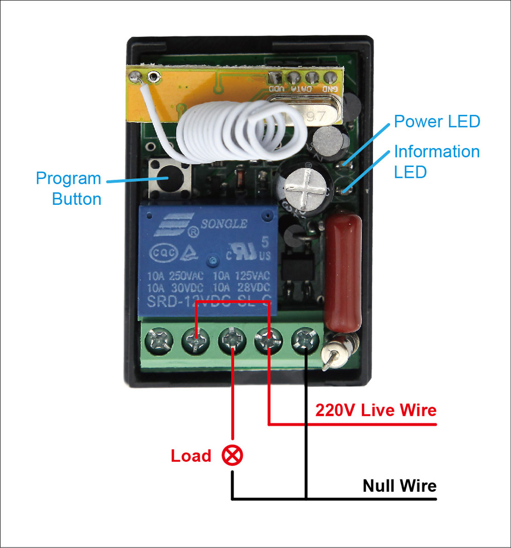 Wiring A Switch Electronics Explore Schematic Diagram 3 Way Single Firewire Touch Forum Circuits Projects Rh Electro Tech Online Com Light Pole