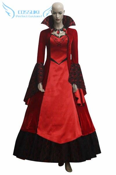 Più nuova alta qualità del diavolo temptress elite dress costume cosplay  uniforme ccbab5dc3a7